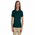 Devon & Jones Women's Polo Shirt: Dri-Fast Advantage Solid Mesh (DG385W)