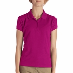 Dickies Girls Polo Shirt: (KS952)
