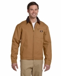 Dickies Men's Jacket: 100% Cotton Duck Blanket Lined (758)