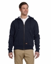 Dickies Men's Jacket: Thermal Lined Full Zip w/ Hood (TW382)