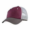 District Cap: Tri Tone Mesh Back(DT616)