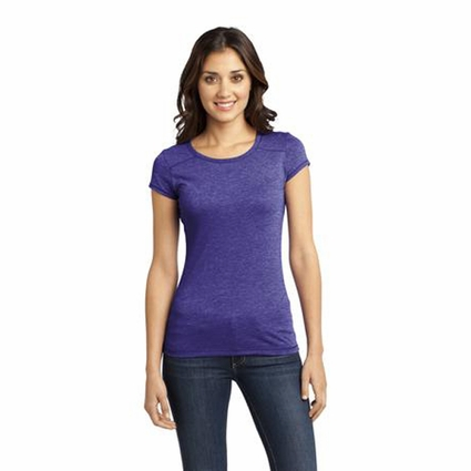 District Junior Women's T-Shirt: (DT2400)