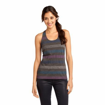 District Junior Women's Tank Top: (DT229)