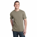 District Threads Men's T-Shirt: 100% Cotton Slub Crewneck (DT140)