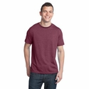 District Threads Men's T-Shirt: Tri-Blend Crewneck (DT142)