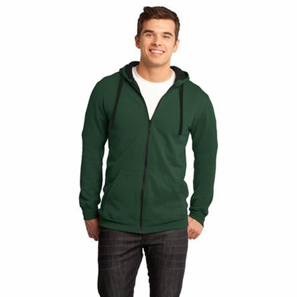 District Young Men's Sweatshirt: (DT800)