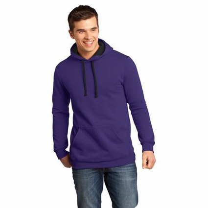 District Young Men's Sweatshirt: (DT810)
