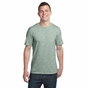 District Young Men's T-Shirt: Heather Crewneck(DT1000)