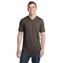 District Young Men's T-Shirt: Tri Blend V-Neck(DT142V)