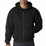 Dri-Duck Men's Sweatshirt: Thermal Lined Full Zip Hoodie (7033)