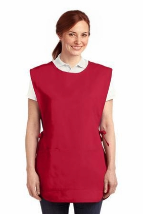 Easy Care Cobbler Apron with Stain Release