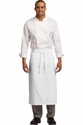 Easy Care Full Bistro Apron with Stain Release