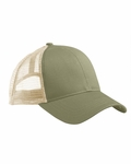 Eco Trucker Organic/Recycled Cap: (EC7070)
