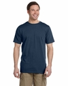 Men's 4.4 oz. Ringspun Organic Fashion T-Shirt: (EC1075)