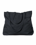 8 oz. Organic Cotton Large Twill Tote: (EC8001)
