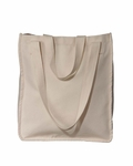 9 oz. Organic Cotton Canvas Market Tote: (EC8040)