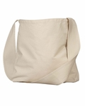 4.7 oz. Organic Cotton Canvas Farmer's Market Bag: (EC8050)