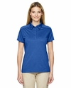 Eperformance™ Ladies' Fluid Mélange Polo: (75117)