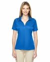 Eperformance™ Ladies' Propel Interlock Polo with Contrast Tape: (75118)