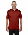 Eperformance™ Men's Tempo Recycled Polyester Performance Textured Polo: (85112)