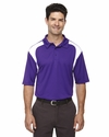 Eperformance™ Men's Colorblock Textured Polo: (85105)