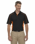 Eperformance™ Men's Fuse Snag Protection Plus Colorblock Polo: (85113)