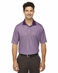 Eperformance™ Men's Launch Snag Protection Striped Polo: (85115)