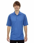 Eperformance™ Men's Velocity Snag Protection Colorblock Polo with Piping: (85107)
