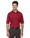 Eperformance™ Men's Jacquard Piqué Polo: (85092)