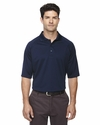 Eperformance™ Men's Ottoman Textured Polo: (85093)