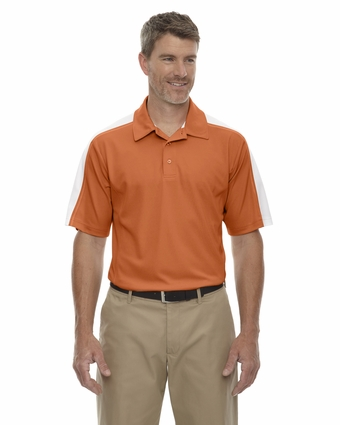 Eperformance™ Men's Piqué Colorblock Polo: (85089)