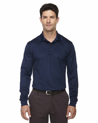 Eperformance™ Men's Tall Snag Protection Long-Sleeve Polo: (85111T)