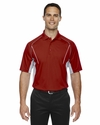 Eperformance™ Men's Parallel Snag Protection Polo with Piping: (85110)