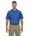 Eperformance™ Men's Tall Fuse Snag Protection Plus Colorblock Polo: (85113T)