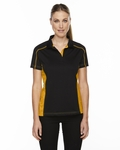 Eperformance™ Ladies' Fuse Snag Protection Plus Colorblock Polo: (75113)