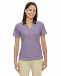 Eperformance™ Ladies' Launch Snag Protection Striped Polo: (75115)