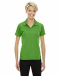 Eperformance™ Ladies' Stride Jacquard Polo: (75116)