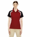 Edry® Ladies' Colorblock Polo: (75065)