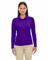 Eperformance™ Ladies' Snag Protection Long-Sleeve Polo: (75111)