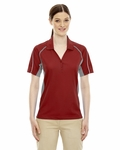 Eperformance™ Ladies' Parallel Snag Protection Polo with Piping: (75110)