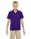 Eperformance™ Youth Shield Snag Protection Short-Sleeve Polo: (65108)