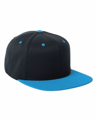 Fitted Classic Two-Tone Cap: (110FT)