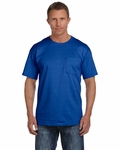 5 oz., 100% Heavy Cotton HD® Pocket T-Shirt: (3931P)