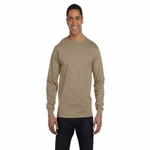 6 oz., 100% Cotton Lofteez HD® Long-Sleeve T-Shirt: (HD6LR)