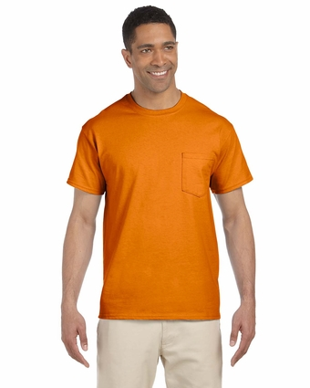 Ultra Cotton® 6 oz. Pocket T-Shirt: (G230)