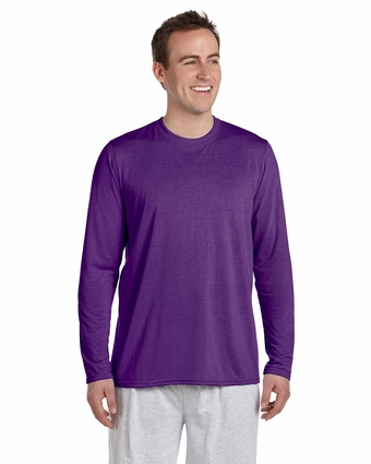Performance™ 4.5 oz. Long-Sleeve T-Shirt: (G424)