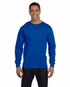 DryBlend® 5.6 oz., 50/50 Long-Sleeve T-Shirt: (G840)