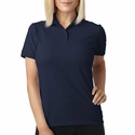 DryBlend® Ladies' 6.5 oz. Piqué Sport Shirt: (G948L)