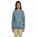 Heavy Blend™ Ladies' 8 oz., 50/50 Fleece Crew: (G180FL)