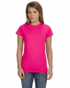 Softstyle® Ladies' 4.5 oz. Junior Fit T-Shirt: (G640L)